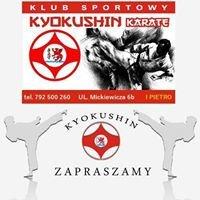 Klub Sportowy Karate Kyokushin w Białogardzie