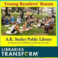 Young Readers' Room, A.K. Smiley Public Library