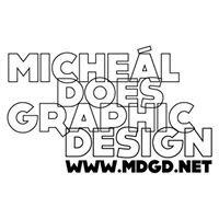 Micheál Does Graphic Design