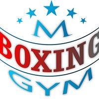 Klub Bokserski M Boxing Gym Płońsk