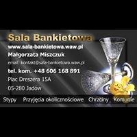 Sala Bankietowa-Małgorzata Miszczuk