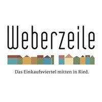 Weberzeile