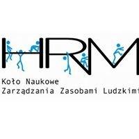 Koło Naukowe Zarządzania Zasobami Ludzkimi HRM