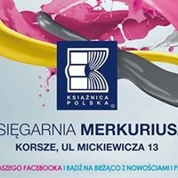 Księgarnia Merkuriusz - Korsze