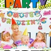 Party Shop - Dekoracje Bydgoszcz - Balony z helem