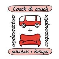 Coach & couch - autobus i kanapa Wydawnictwo