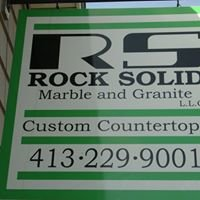 Rock Solid Marble and Granite