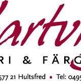 Hartvigs Måleri & Färgbutik i Hultsfred