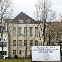 Fachhochschule Für Öffentliche Verwaltung