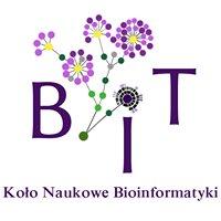 Koło Naukowe Bioinformatyki BIT UJ