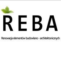 REBA Renowacja elementów budowlano-architektonicznych