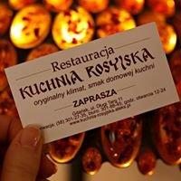"Restauracja ""Kuchnia Rosyjska"""