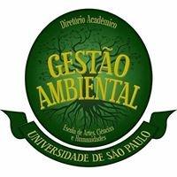 Diretório Acadêmico de Gestão Ambiental - EACH USP