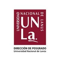 Dirección de Posgrado - Universidad Nacional de Lanús