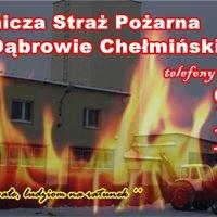 Ochotnicza Straż Pożarna w Dąbrowie Chełmińskiej