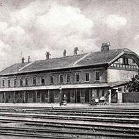 Dworzec Kolejowy Sucha Beskidzka