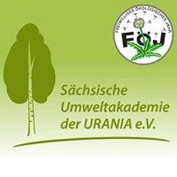 FÖJ-Projekt der Sächsische Umweltakademie der URANIA e.V.