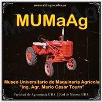 MUSEO DE MAQUINARIA AGRÍCOLA DE LA FAUBA