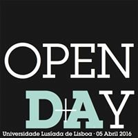 OpenDay · Design + Arquitectura · Lusíada Lisboa