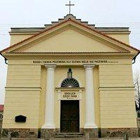 Parafia Ewangelicko-Reformowana w Żychlinie