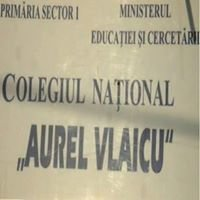 "Colegiu National ""Aurel Vlaicu"" Bucuresti"