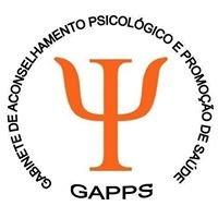GAPPS - Gabinete de Aconselhamento Psicológico e Promoção de Saúde