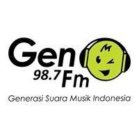 Gen 98.7  fm Jakarta