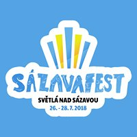 Sázavafest (CZE) official