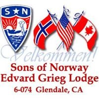 Sons of Norway - Edvard Grieg Lodge 6-074