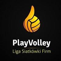 PlayVolley - Liga Siatkówki Firm