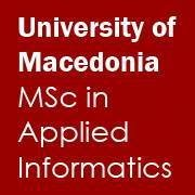 MSc in Applied Informatics