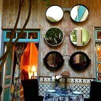 Caravane cafe Art