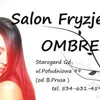 Salon Fryzjerski Ombre