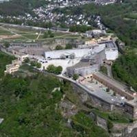 BUGA-Bereich Festung Ehrenbreitstein