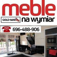 Meble na wymiar GOLD-MAR. Kuchnie, szafy wnękowe, indywidualne aranżacje.