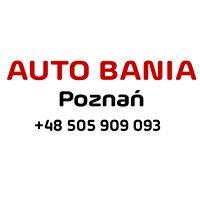 AutoBania Poznań - odprowadzanie pojazdów