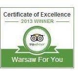 Warsaw4u-Walking tour of Warsaw