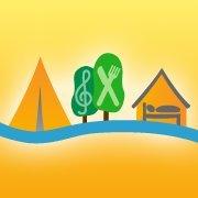 Camping, Pension und donAu-Stand'l Au an der Donau