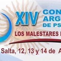 XIV Congreso Argentino de Psicología 2012