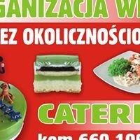 Organizacja wesel, imprez okolicznościowych, catering