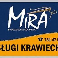 """Spółdzielnia Socjalna """"Mira"""""""