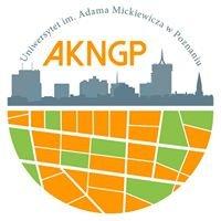 AKNGP Akademickie Koło Naukowe Gospodarki Przestrzennej