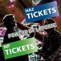 HAZ/NP Tickets