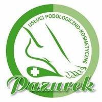 PAZUREK Warszawa kompleksowa pielęgnacja stóp i dłoni