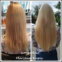 Long-Hair Marzena Kupis, Przedłużanie włosów, Keratynowe prostowanie włosów
