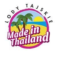 Made in Thailand - lody tajskie