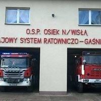 OSP KSRG Osiek nad Wisłą