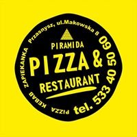 """Piramida Pizza & Restaurant Przasnysz""."