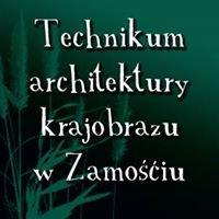 Technikum architektury krajobrazu w Zamościu