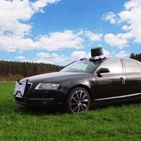 Audi A6 do ślubu - czarna limuzyna